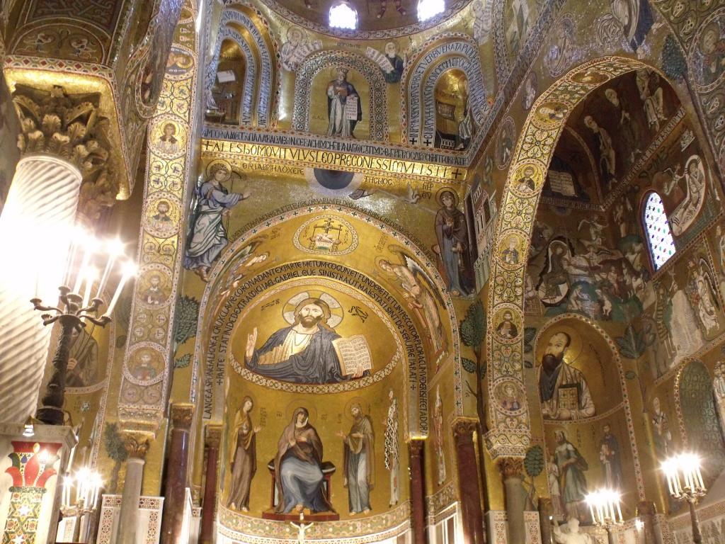La meraviglia della Cappella Palatina