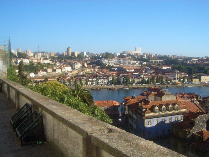 Vista su Porto