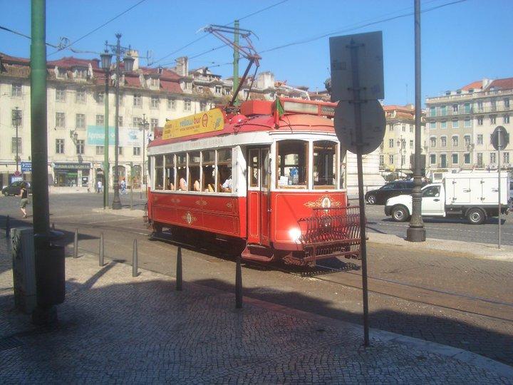 I tram caratteristici portoghesi