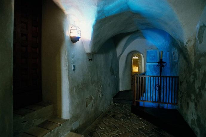 La stanza dove ascolterete la voce di Azzurrina