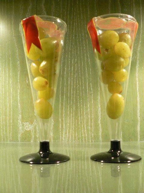 La tradizione spagnola dei chicchi d'uva ad ogni rintocco