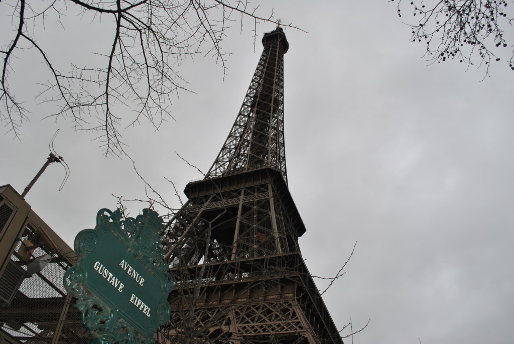 Tour Eiffel, simbolo di Parigi