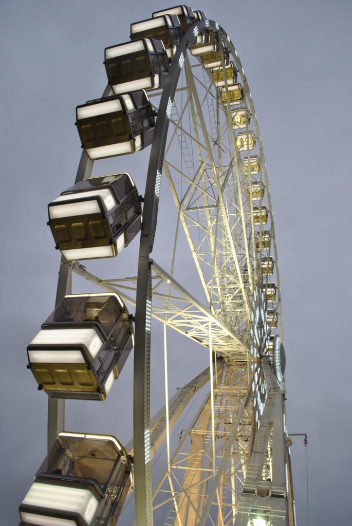 Non perdetevi la ruota panoramica su Parigi