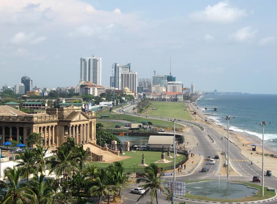 Colombo, la Capitale