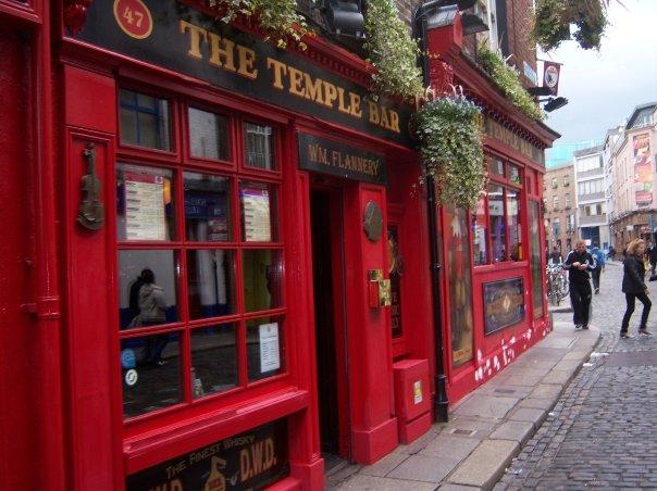 Dublino non è Dublino senza Temple Bar