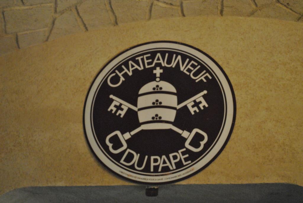 Benvenuti a Chateauneuf du Pape