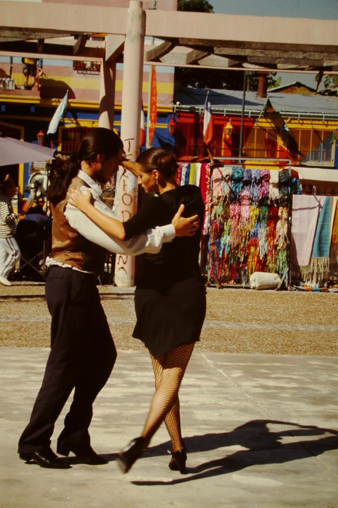 Ballerini a Buenos Aires