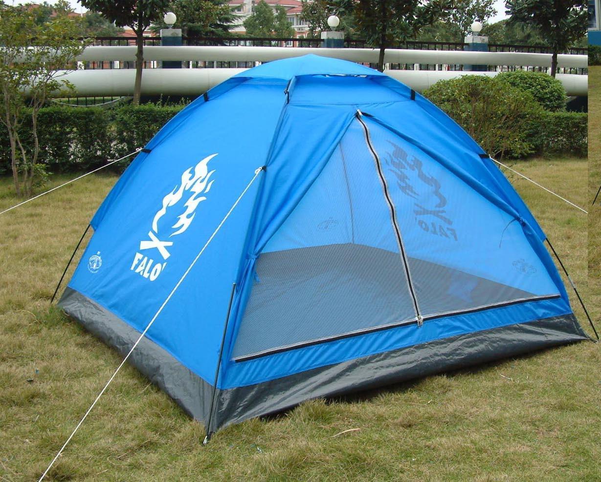 Un buon compromesso per iniziare, la tenda ad igloo