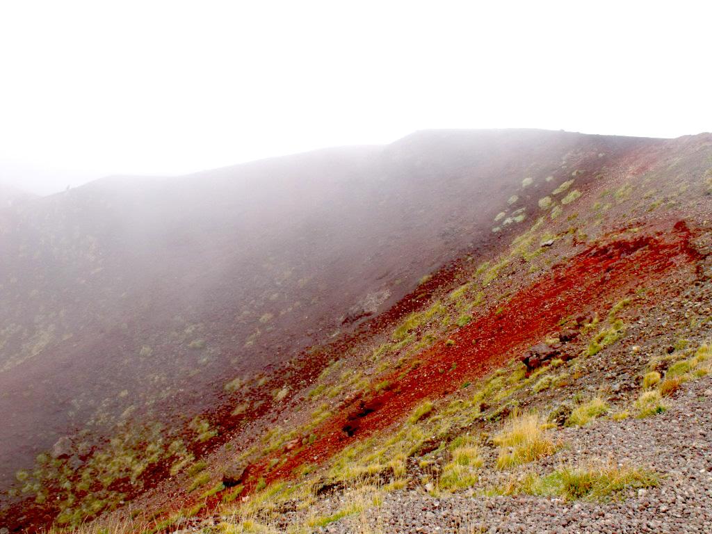 I colori dell'Etna
