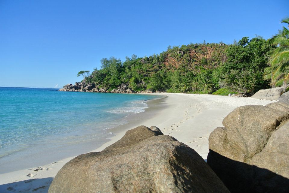 Seychelles, Anse Giorgette