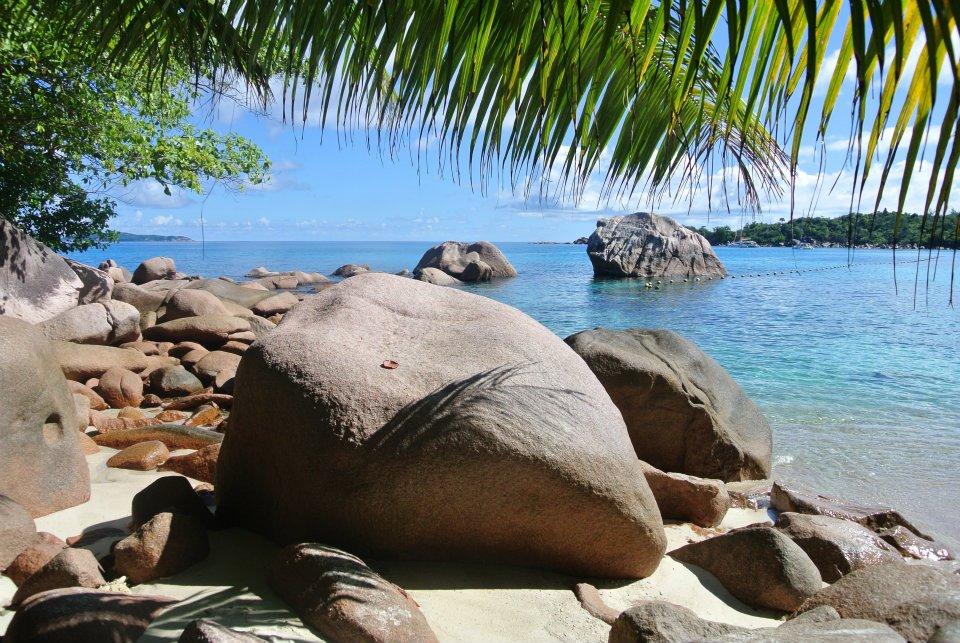 Seychelles, Anse Lazio