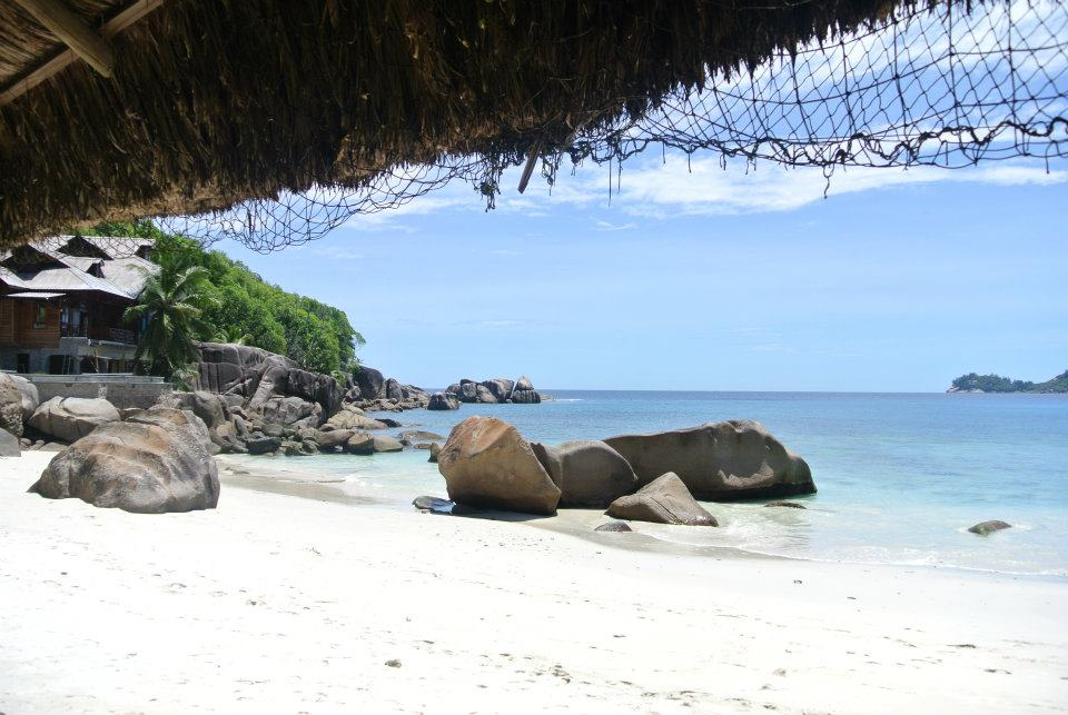 Seychelles, Anse takamaka