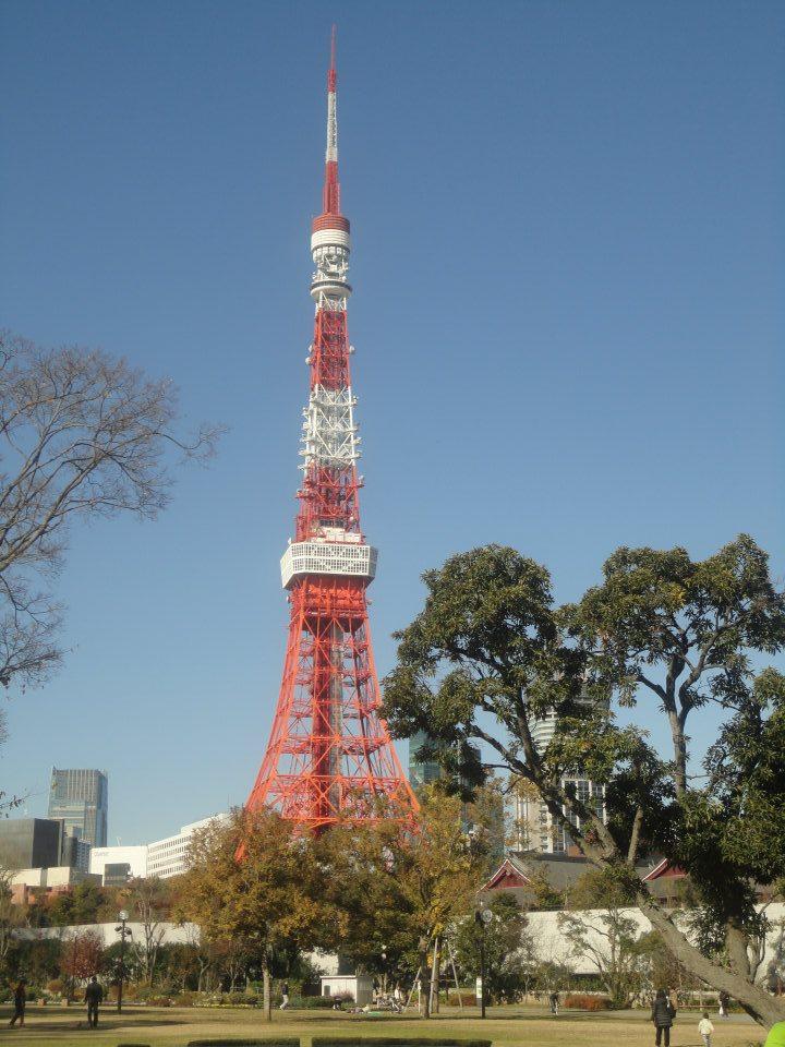 La torre di Tokyo