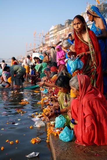Devoti sul Gange