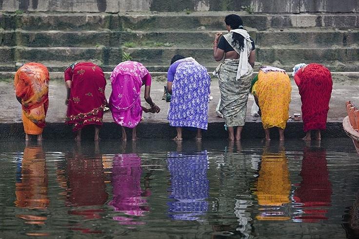 Varanasi by harmonywishes.com