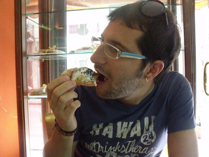 Provate i veri cannoli siciliani
