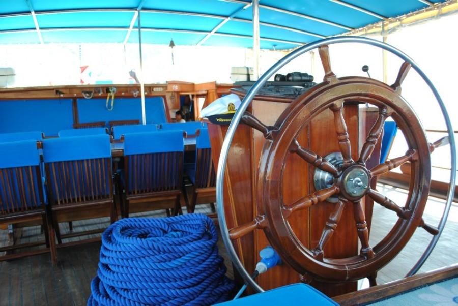 Turchia in Caicco: una vacanza davvero a contatto con il mare