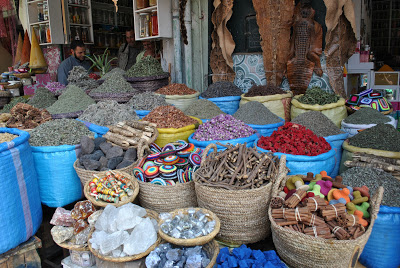 Breve guida dei Souk a Marrakech, fare shopping