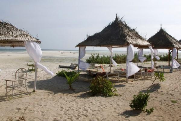 Il Safina Beach sulle spiagge di Watamu