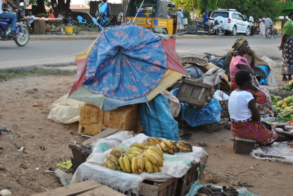 Il mercato di Malindi