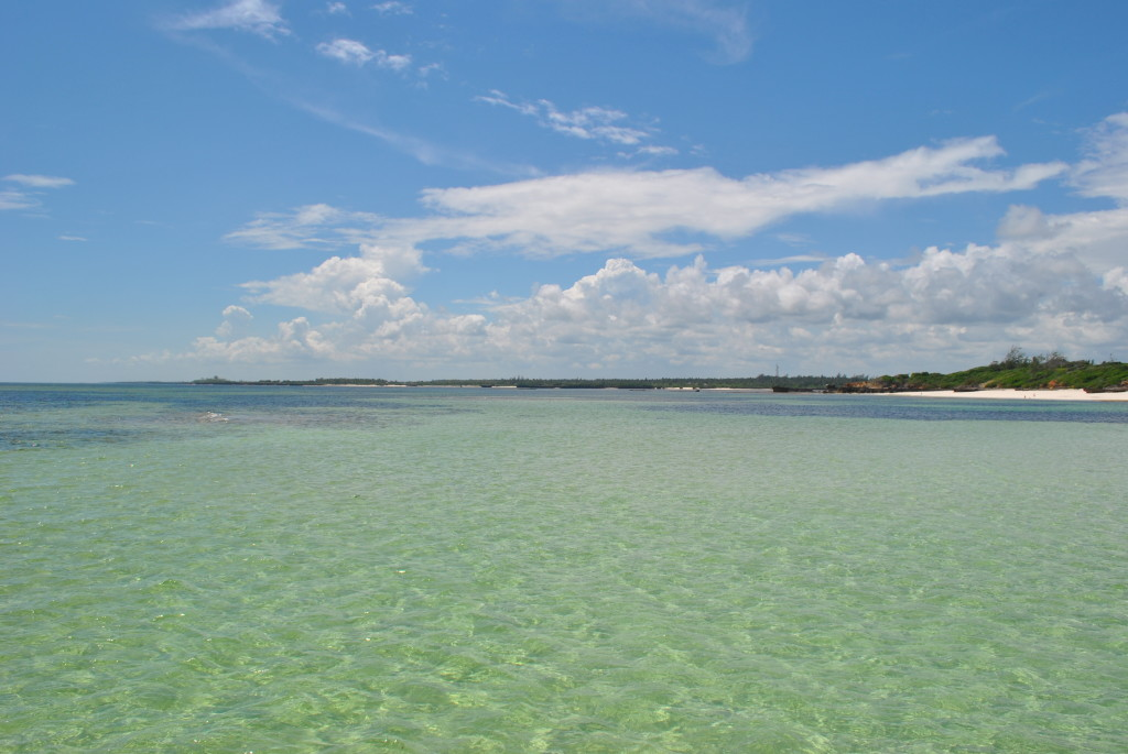 le spiagge del kenya