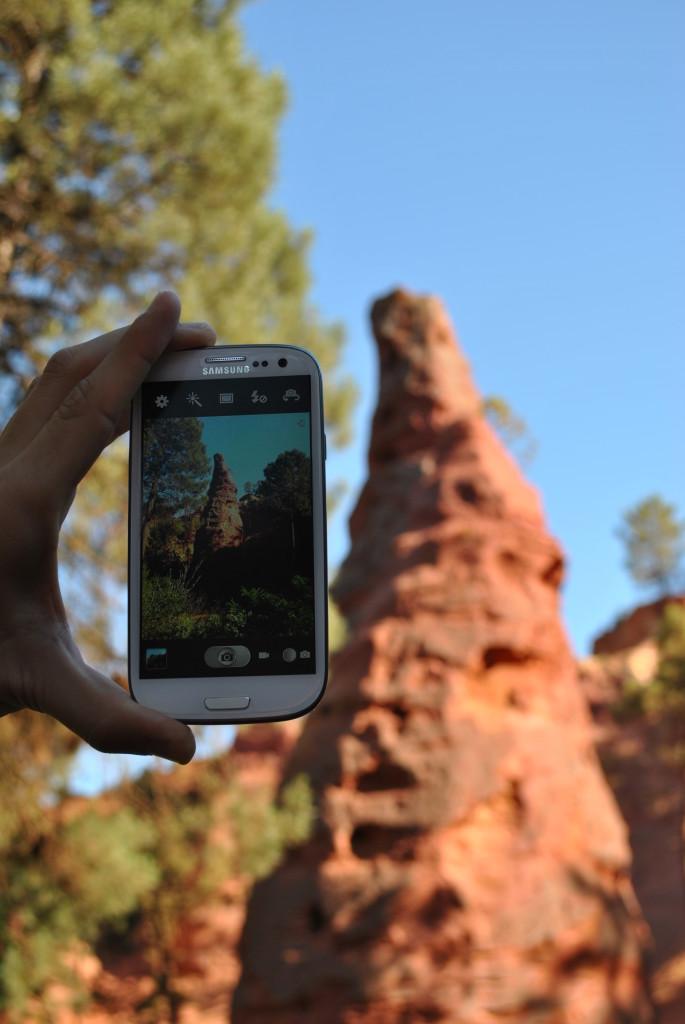 Portate una macchina fotografica o un telefonino per immortalare il paesaggio