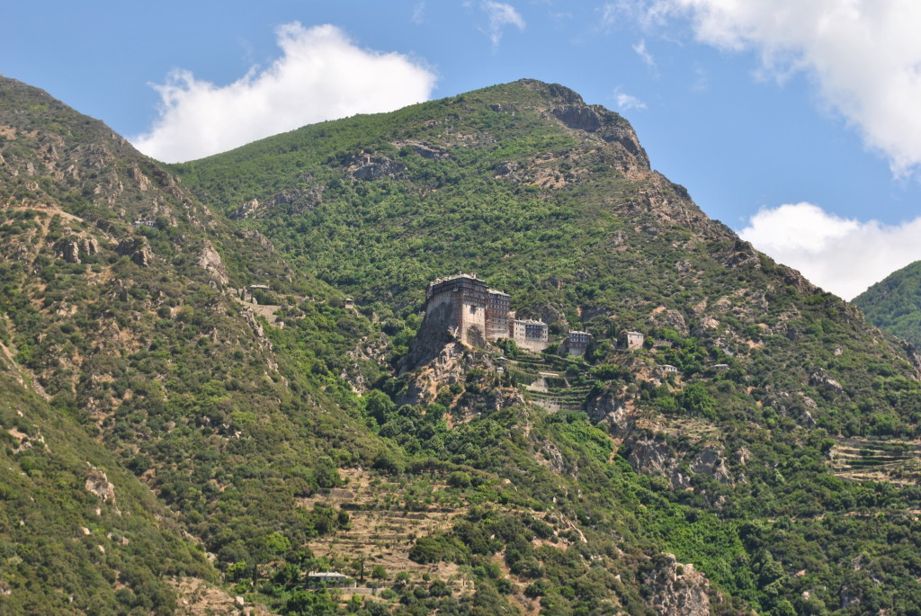 I Monasteri del Monte Athos