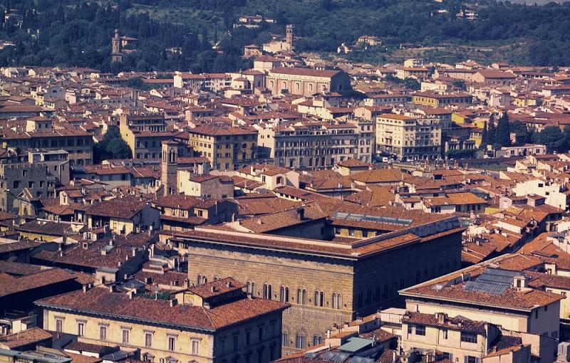 Palazzo Strozzi a Firenze