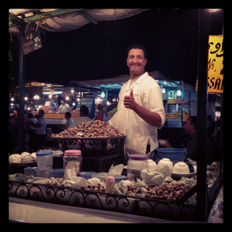 Cosa mangiare a Marrakech: la zuppa di lumache