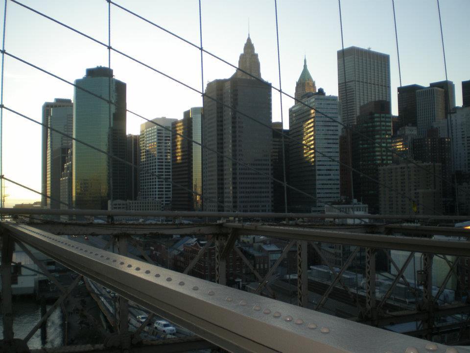 Vivere a New York è anche abituarsi ai grattacieli altissimi