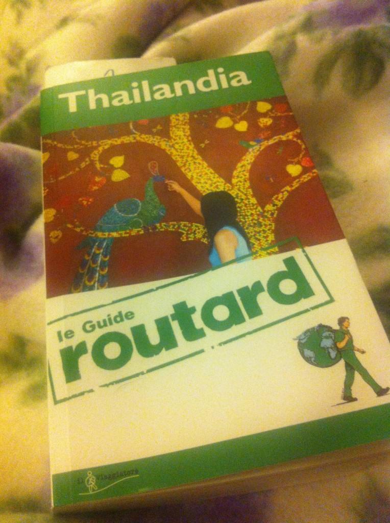 La mia guida per la Thailandia