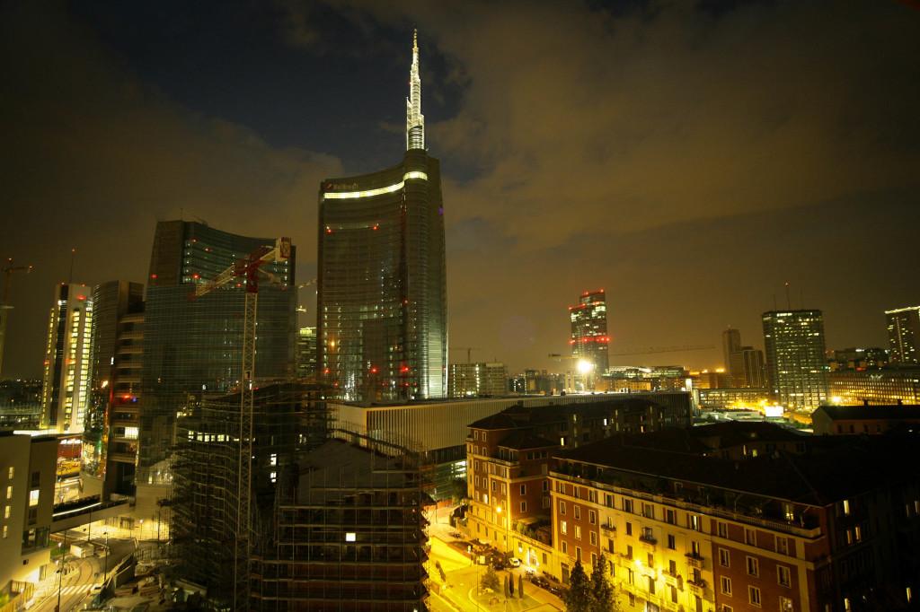 Lo Skyline Milano