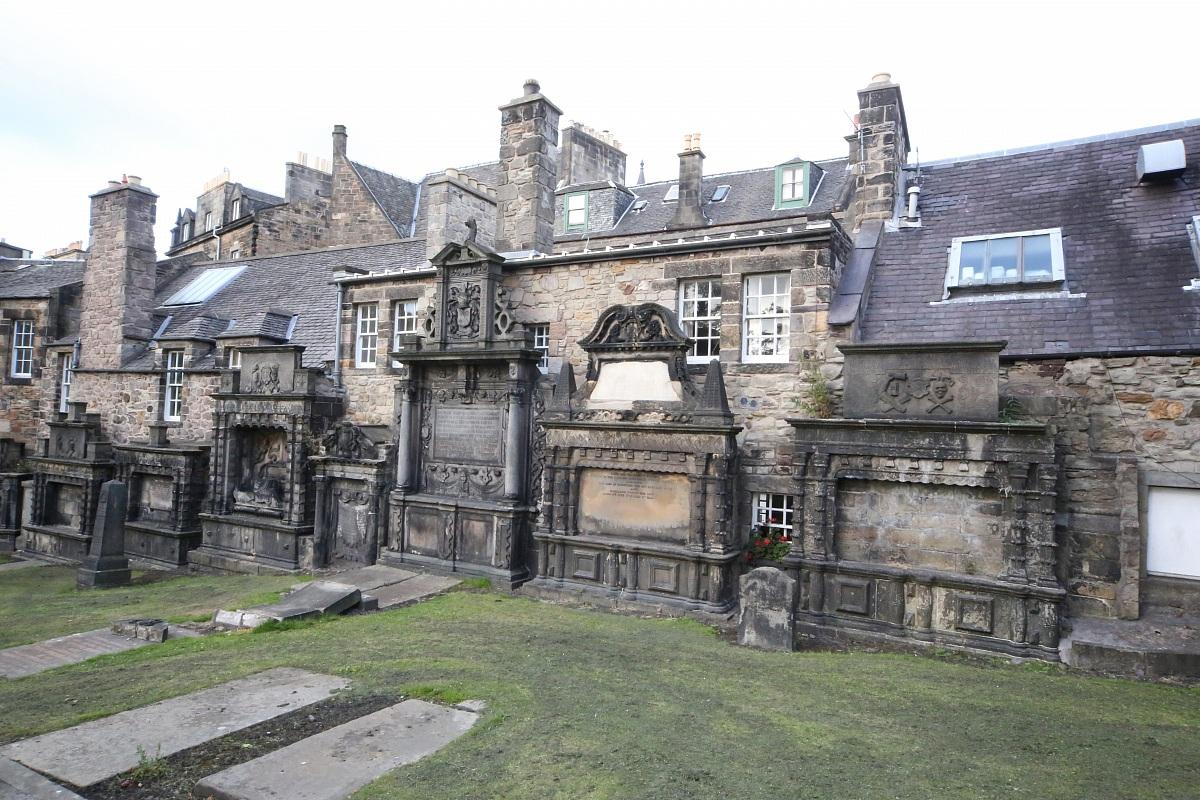 Cimitero di Greyfriars