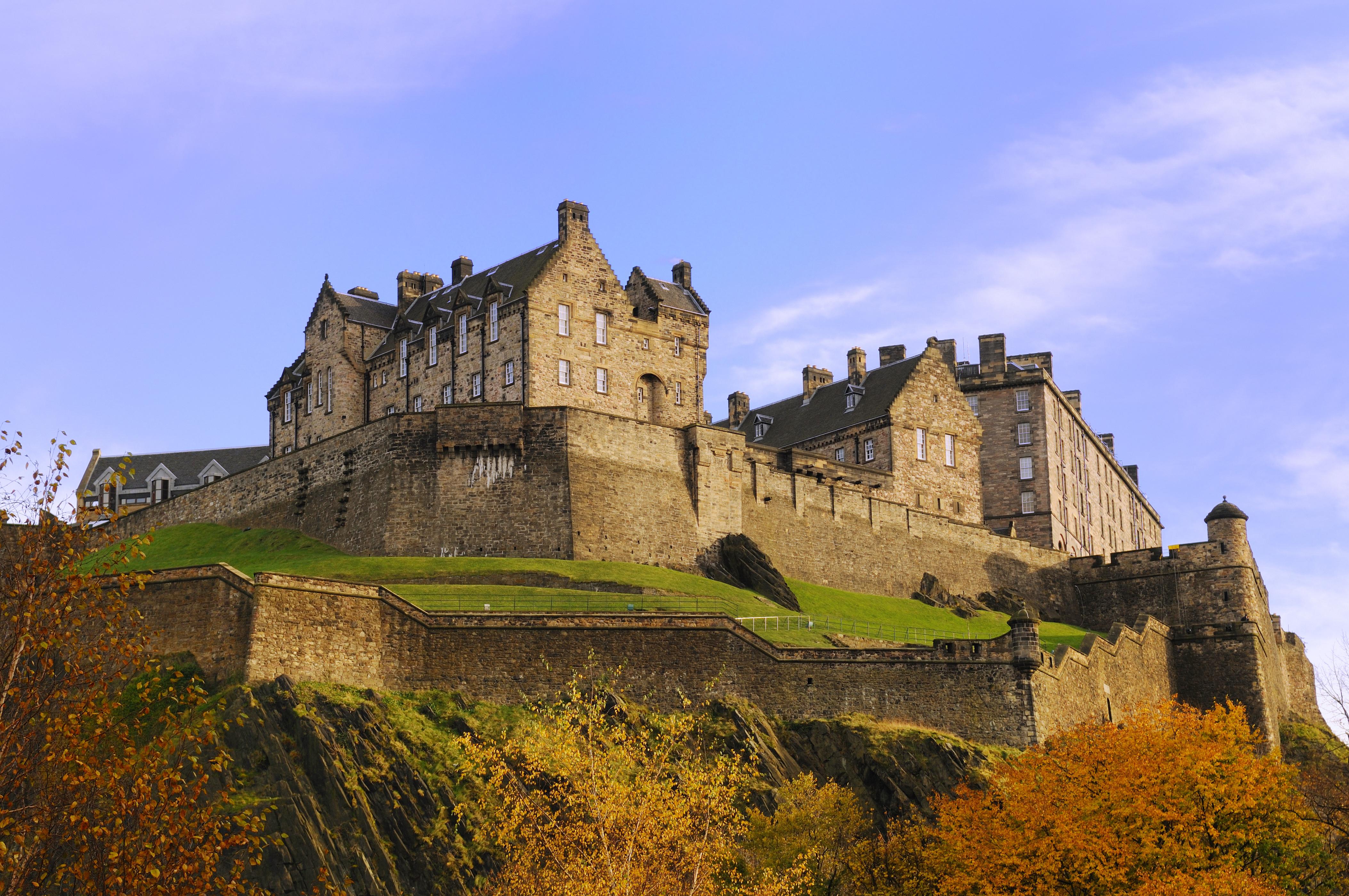 Il Castello di Edimburgo