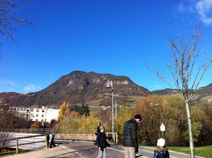 Passeggiate del Talvera a Bolzano