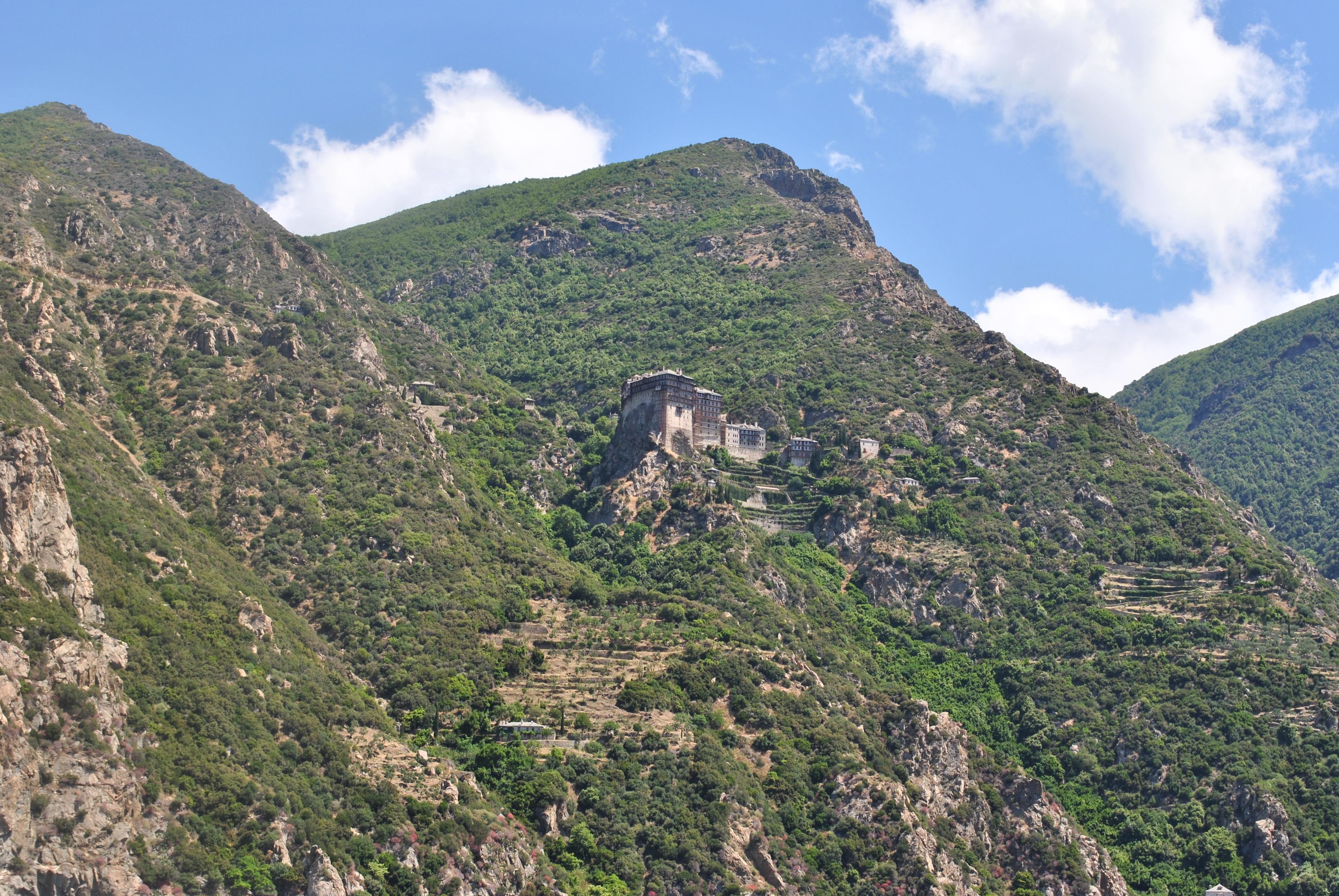 Grecia - Penisola calcidica e Monte Athos