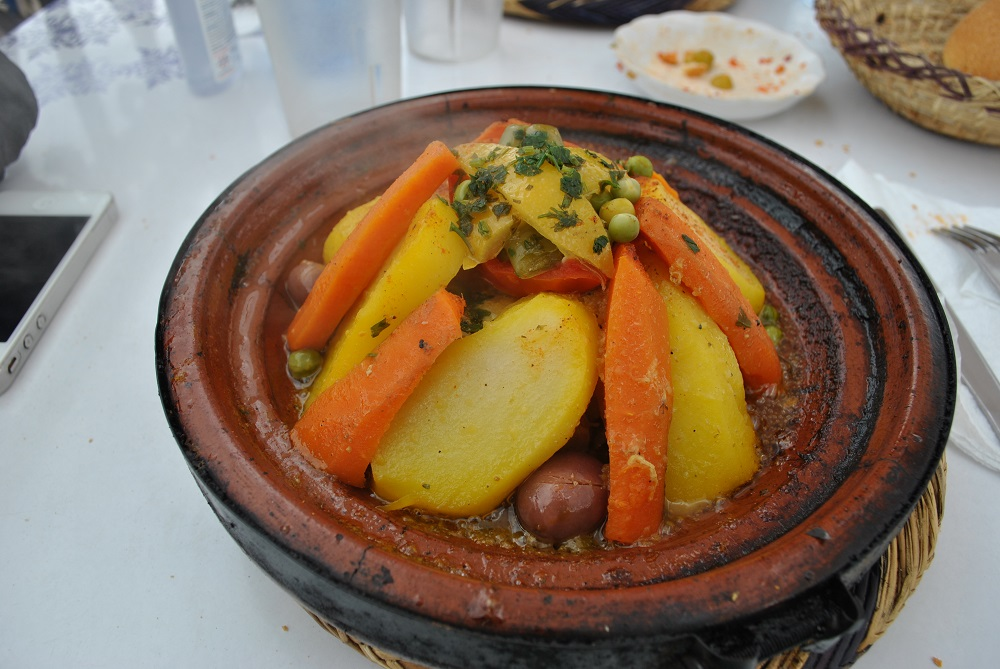 Cosa mangiare a Marrakech: il Tajine