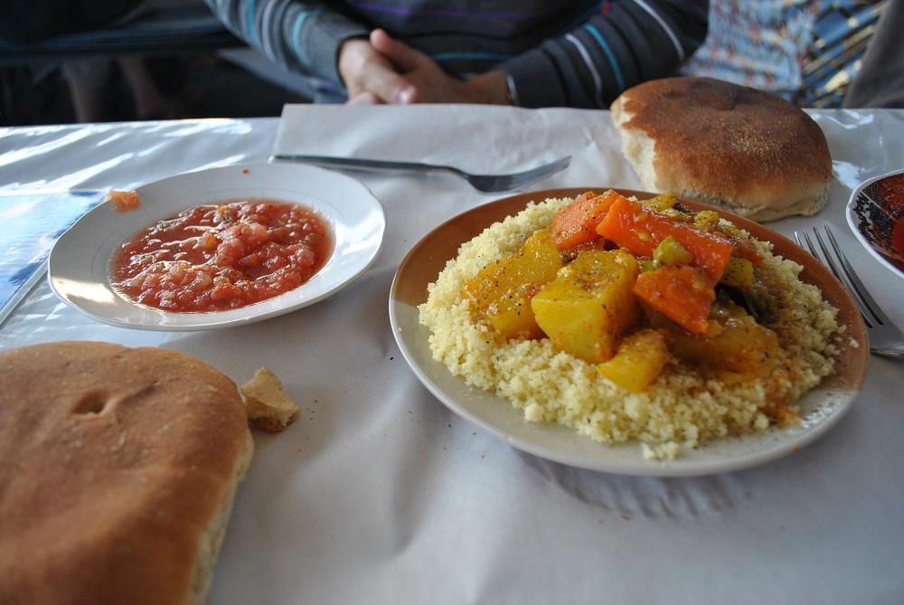 Cosa mangiare a Marrakech: cous cous