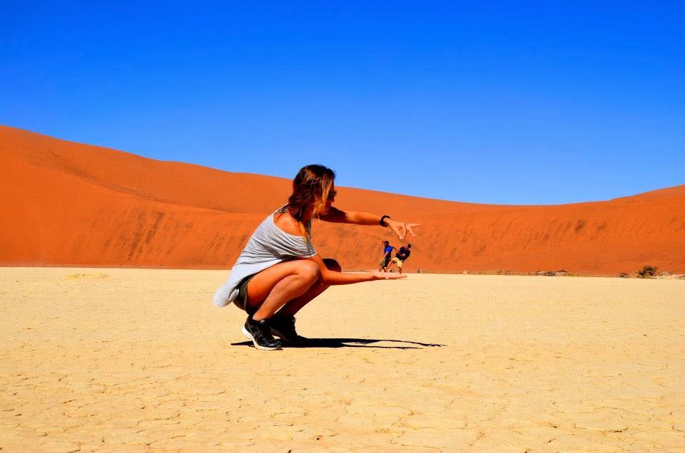 La Namibia di Guendalina - thegtraveller.com
