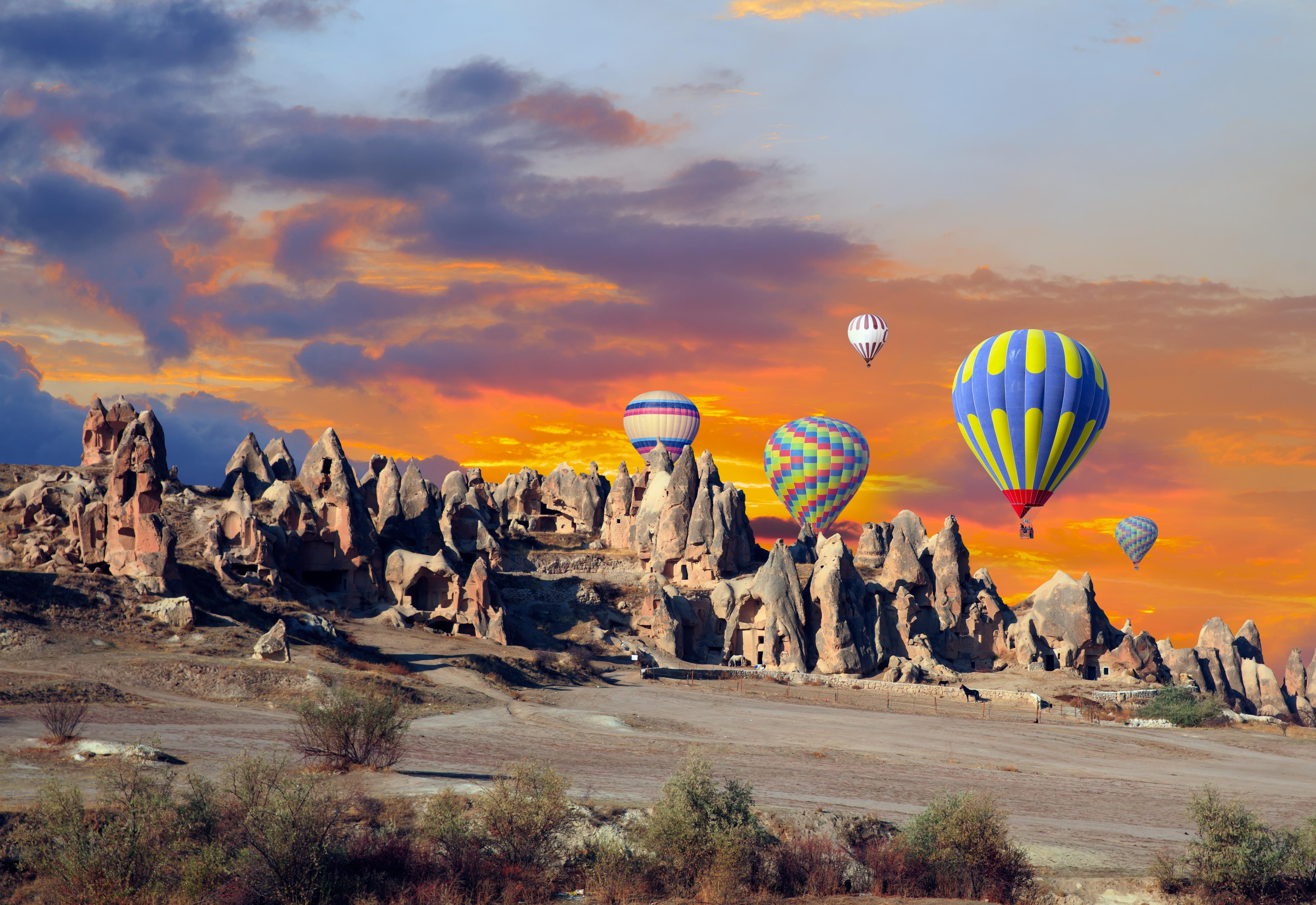 Turchia - Cappadocia