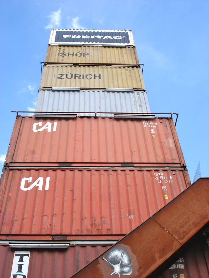I container di Freitag