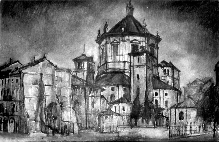 Piazza Vetra del passato