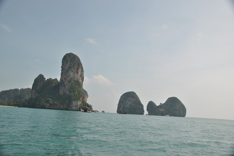 Mal di mare in foto
