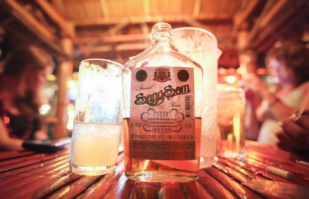 whisky Sang Som