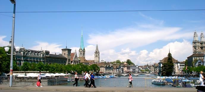 Cosa ti aspetti da Zurigo?