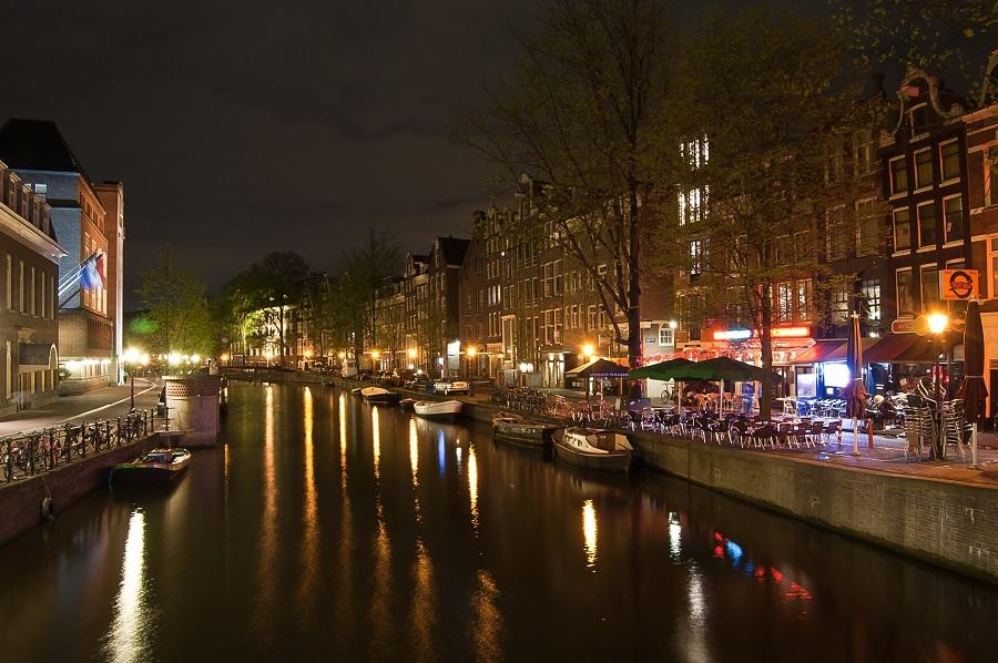Le notti ad Amsterdam