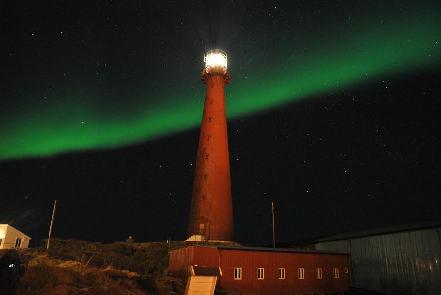 Sfondi suggestivi con aurora boreale