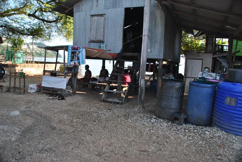 Uno scorcio del Gipsy Village