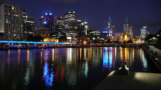 Yarra River in Melbourne