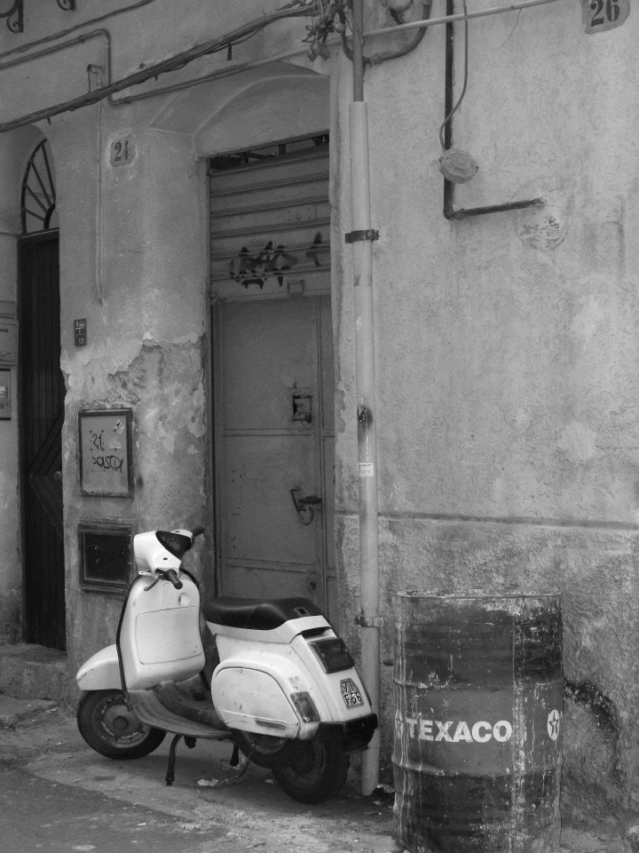 Vie di Palermo, dettagli